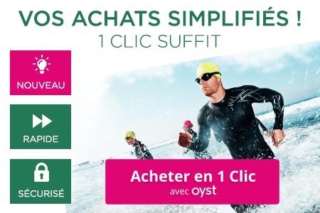 Achats simplifiés avec Oyst 1 clic